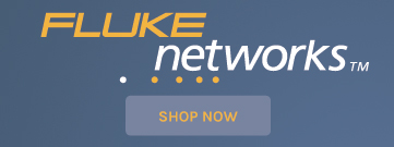 We also carry Fluke Networks tools at ShopFlukeNetworks.com