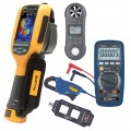 Fluke Ti100 Thermal Imager Kit - Includes FREE Products with Purchase