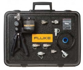 Fluke 700HTPK2 Hydraulic Test Pump Kit, 10 000 PSI, 690 Bar-