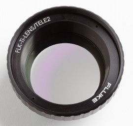 Fluke FLK-LENS/TELE2 x2 Telephoto Infrared Smart Lens-