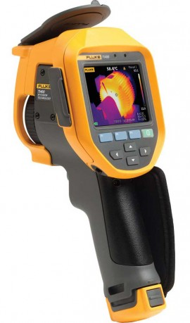 Fluke TI400-60HZ/FCB Infrared Camera, 60 HZ/FCB-