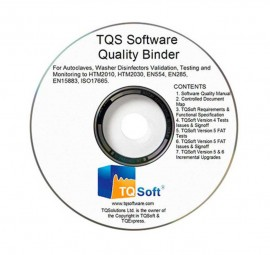 Fluke VAL-BNDR-TQS Validation Reference Binder-